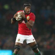 Lions forward Maro Itoje