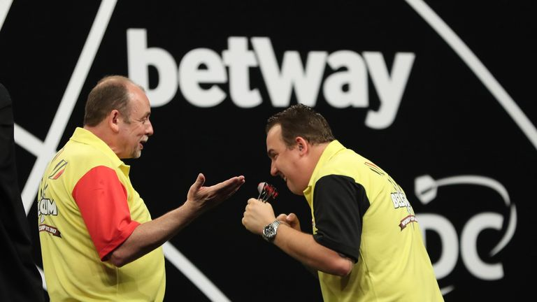Kim Huybrechts will no longer be paired with brother Ronny