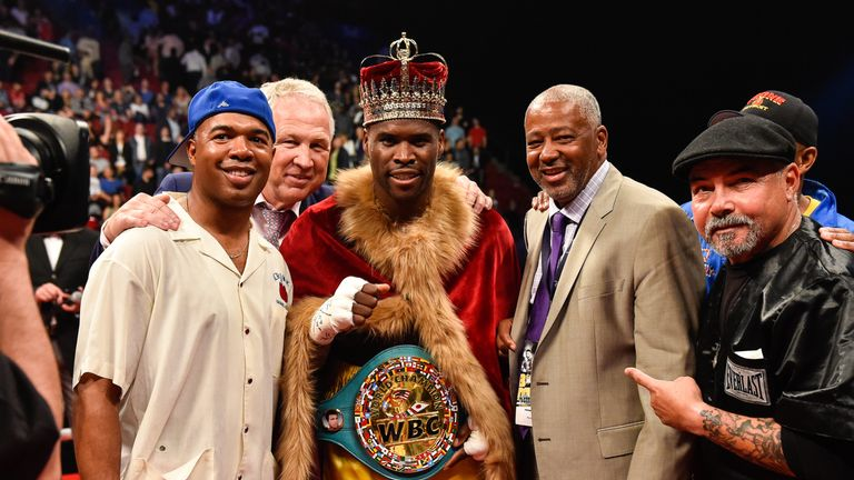 Adonis Stevenson is facing one of his toughest fights in recent years