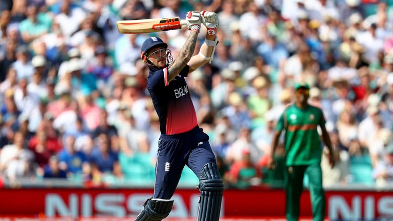 Alex Hales and Jos Buttler will try their hand at baseball in Hyde Park on July 4 - Independence Day in the United States