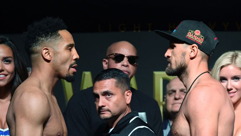 Ward is assessing his options after beating Sergey Kovalev in June