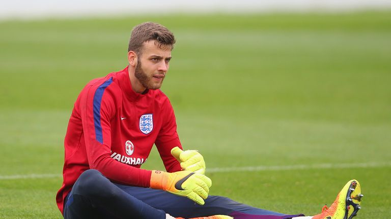 Image result for angus gunn england