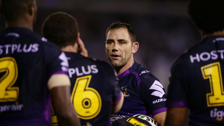 Cameron Smith leads the way in the Dally M voting