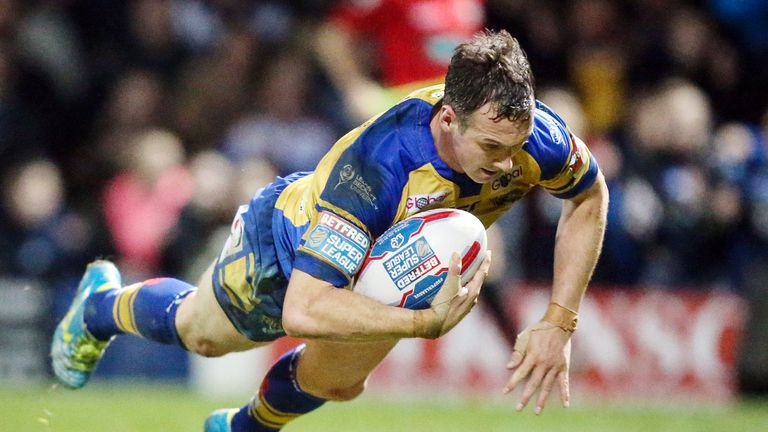Danny McGuire has enjoyed an incredible 15-year career with Leeds Rhinos