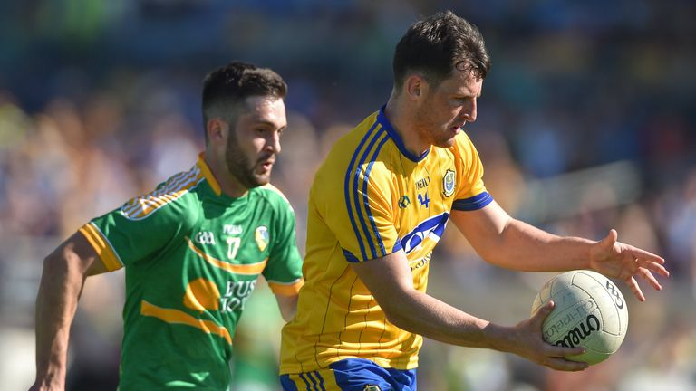Elsewhere, Roscommon beat Leitrim to book a date with Galway in the Connacht final