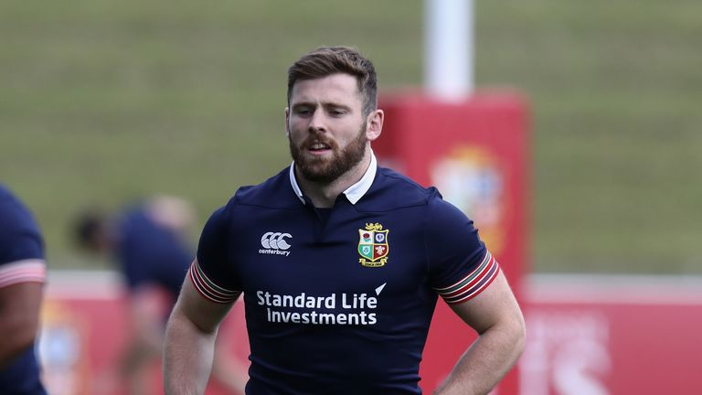 Elliot Daly has a late opportunity to stake a claim to a Test jersey