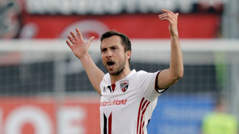 Markus Suttner has been with Ingolstadt for the past two seasons