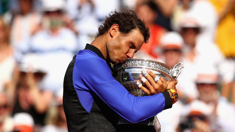 Nadal proved unstoppable once again at Roland Garros