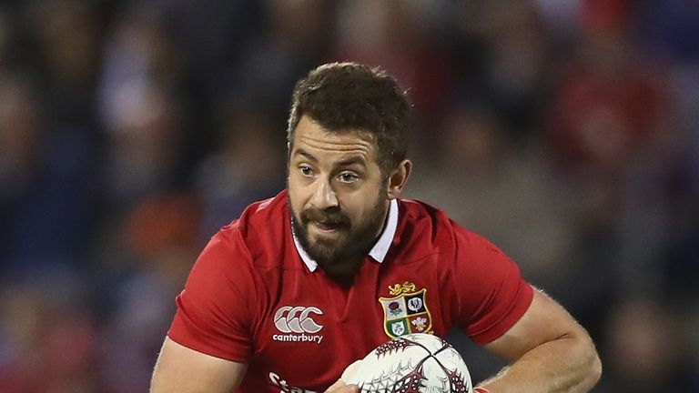 Greig Laidlaw jumped to the defence of the Lions newcomers