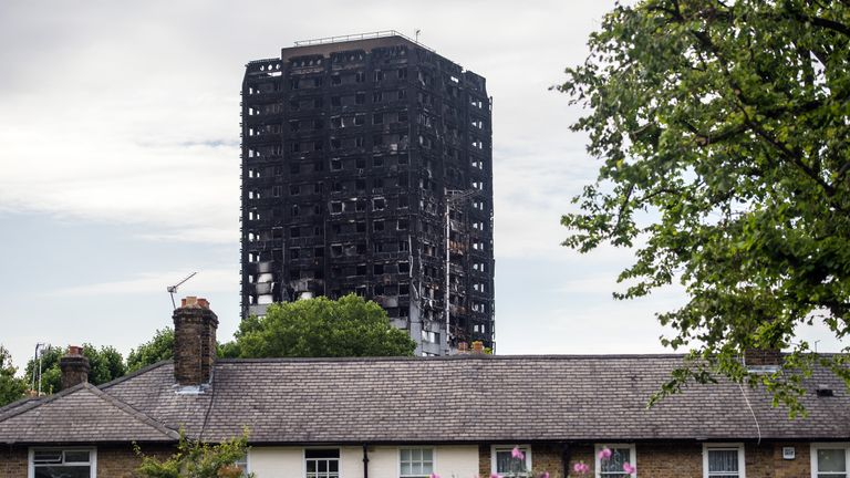 More than 80 people are thought to have died in the Grenfell Tower disaster in London