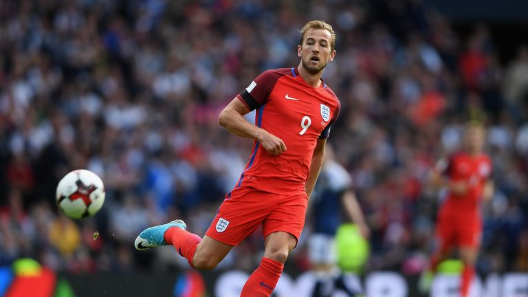 Harry Kane will once again captain England in France