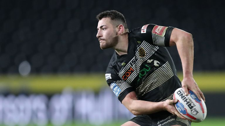 Jake Connor is turning into a sensational player, though his antics irritate most