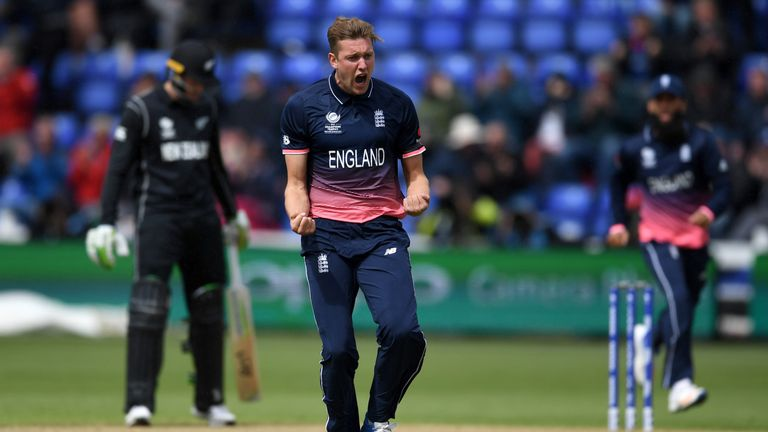 Jake Ball was also warned and fined by the ECB