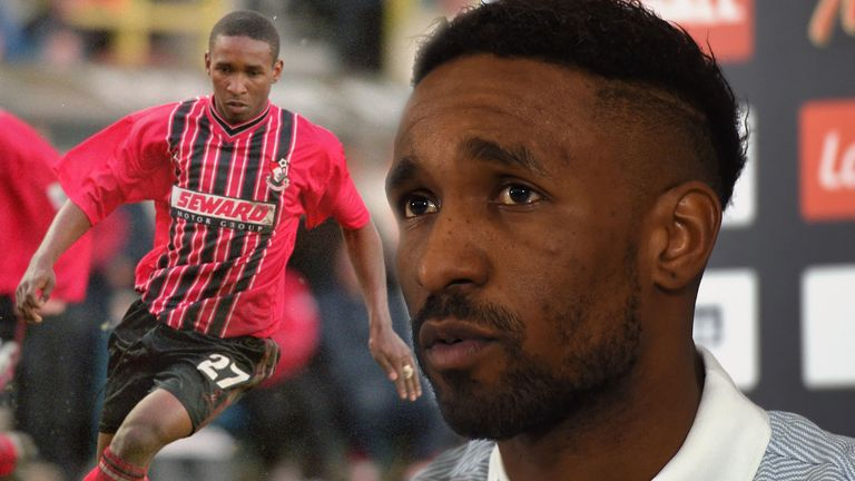 Jermain Defoe leaves Sunderland for 3-year-deal at Bournemouth