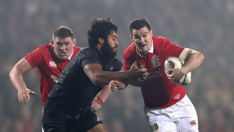 British & Irish Lions Blow Half-Time Lead to Draw 31-31 with Hurricanes