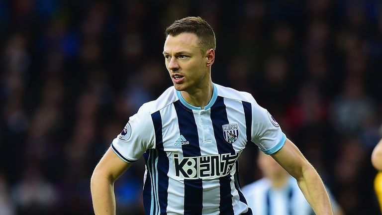 Jonny Evans would be a 'perfect' squad player at Manchester City, according to Shay Given