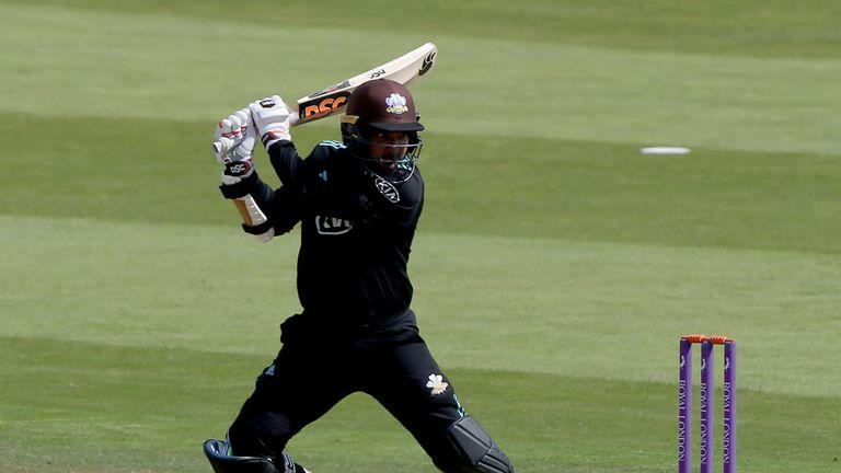 Sangakkara hit 121 against Yorkshire
