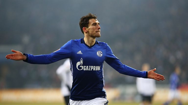 Who is reported Arsenal target Leon Goretzka? We profile the Germany midfielder...