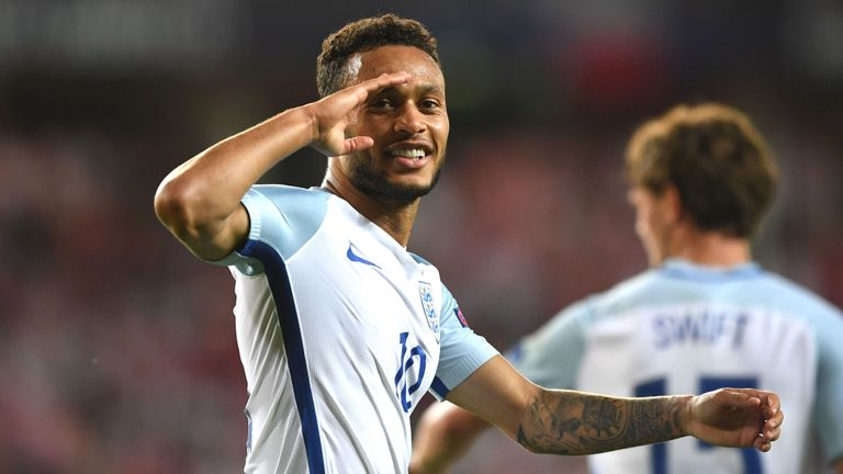 Lewis Baker will spend next season at Championship side Middlesbrough