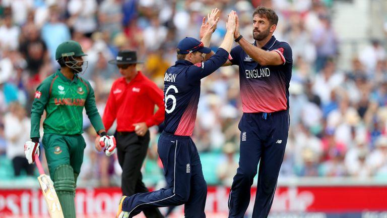 Liam Plunkett took on Woakes&#039 death-bowling duties against Bangladesh