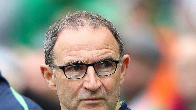 Martin O'Neill has Ireland in a strong position