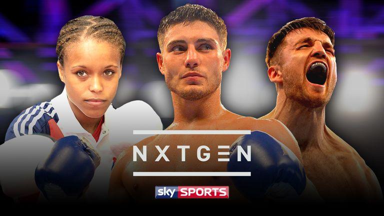 Josh Kelly tops Friday's NXTGEN bill, live on Sky Sports, with Natasha Jonas and Anthony Fowler