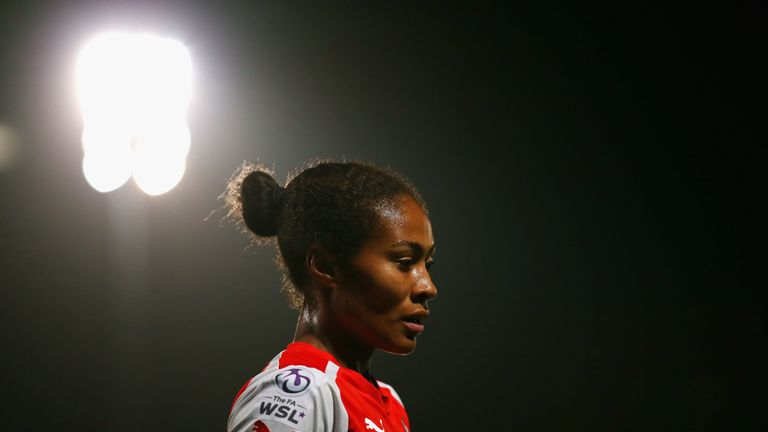Rachel Yankey says the game is far more established than it once was