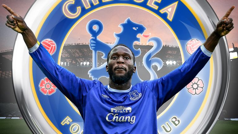 Could Romelu Lukaku be on his way to Chelsea?
