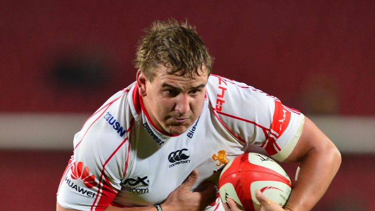 Ruan Dreyer is one of three South Africa changes for the Rugby Championship Test against New Zealand