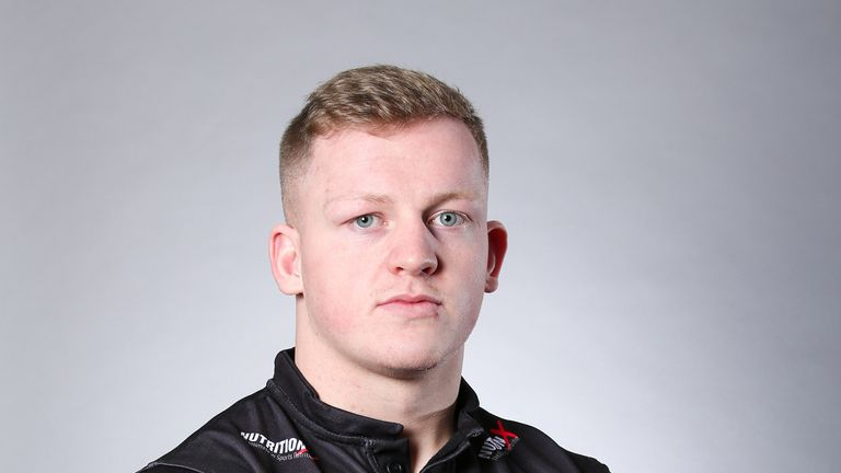 Jordan Johnstone has made 14 appearances for Widnes this season