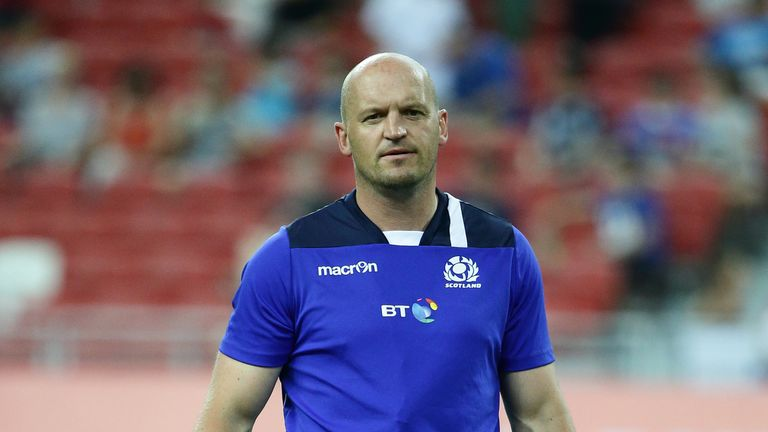 Scotland head coach, Gregor Townsend could be a possibility for coaching the Lions in four years time