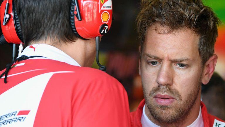 Vettel 'disgraced himself — Hamilton