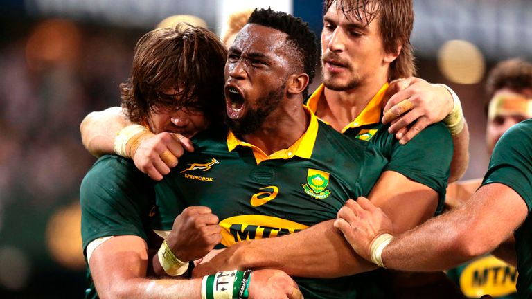 South Africa have a chance to show they have truly turned things around in the 2017 Rugby Championship
