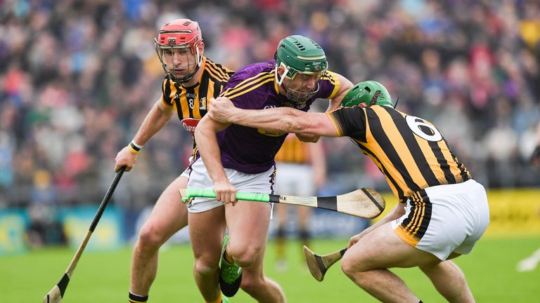 Are Kilkenny now facing a challenge to keep pace after their shock defeat to Wexford?