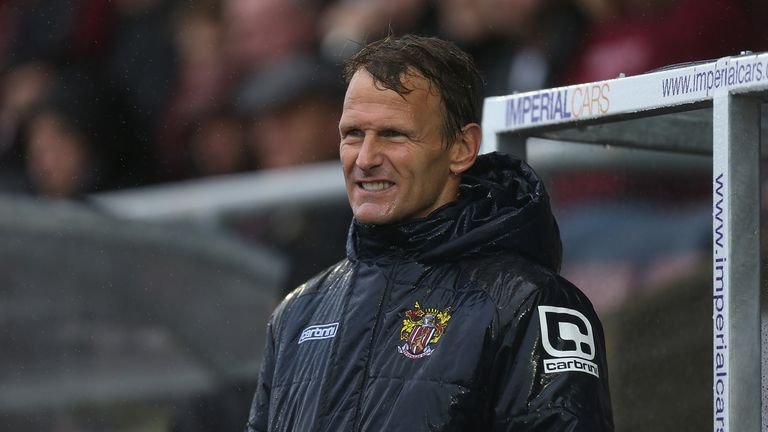 Teddy Sheringham set to be named Swindon Town manager