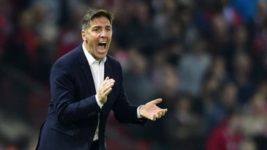 Athletic Bilbao have appointed Eduardo Berizzo as head coach