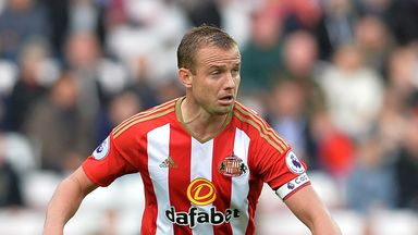 Lee Cattermole and Sunderland face Derby in the opening game of the season