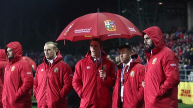 Wales foursome Kristian Dacey, Tomas Francis, Gareth Davies and Cory Hill did not play one minute between them