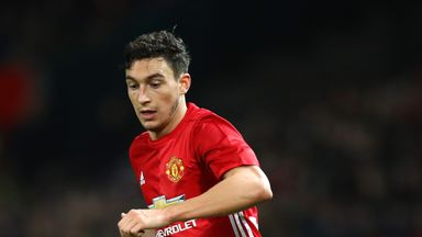 Matteo Darmian is one of a number of new right-backs Juve are looking at