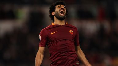 Mohamed Salah has joined Liverpool in a £34.3m deal from Roma