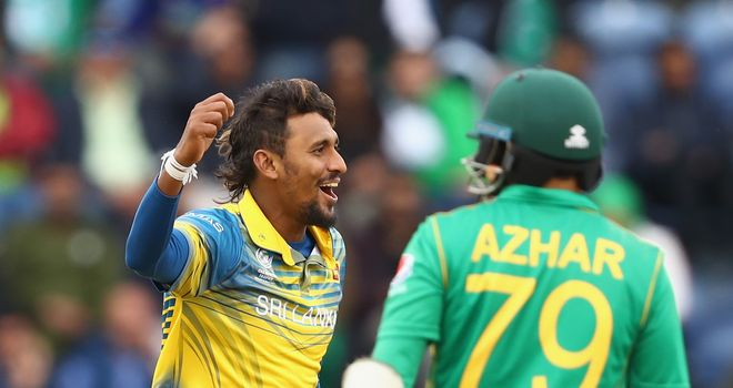 Champions Trophy: Pakistan opt to field against Lanka