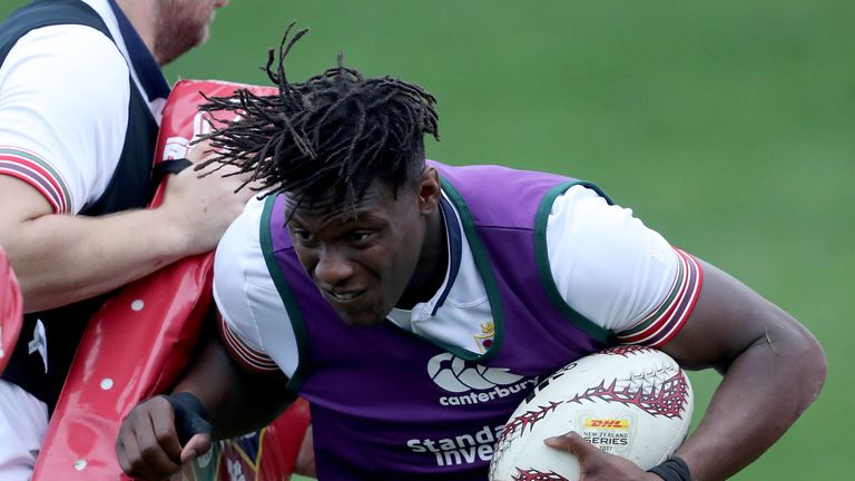 Maro Itoje will have a big impact off the bench