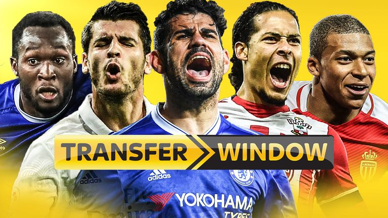 Transfer Window imagery