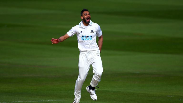 Ajmal Shahzad is set to leave Sussex