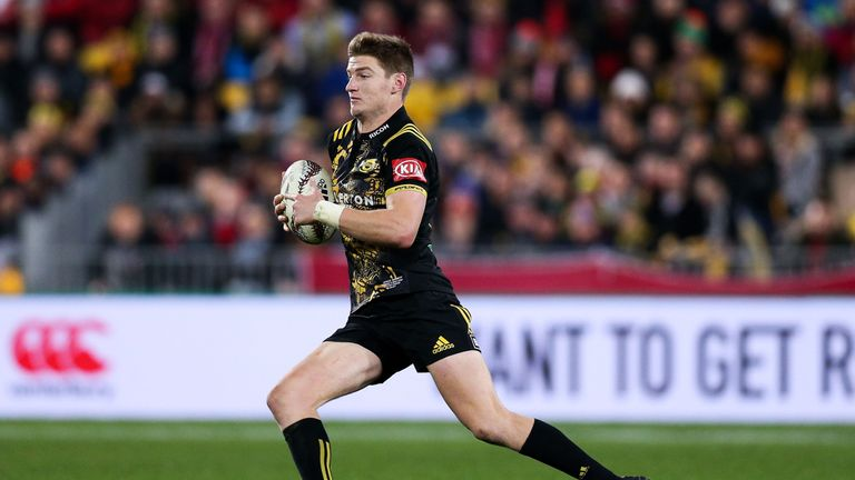 Fitzpatrick: Jordie Barrett best player in NZ