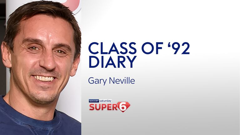 Gary Neville discusses the remaining transfer business