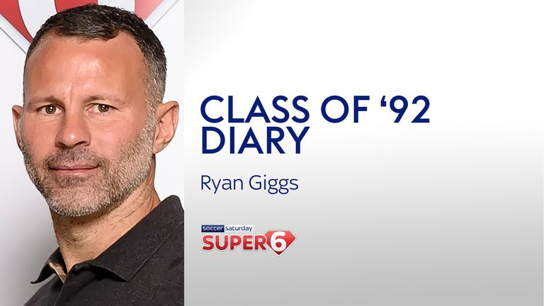 New Wales manager Ryan Giggs speaks to Sky Sports