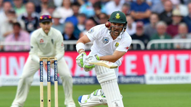 Proteas seize the initiative at Trent Bridge