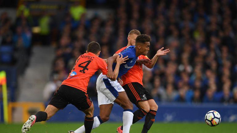 Dominic Calvert-Lewin scored the winner for Everton