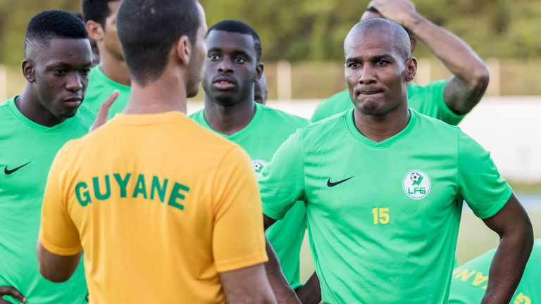 French Guiana facing sanctions over Malouda selection